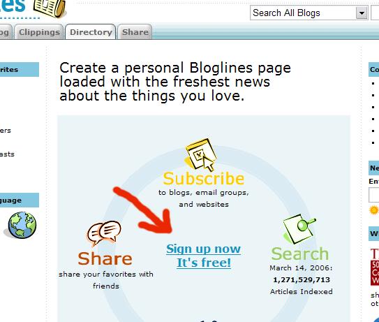 Bloglines 1
