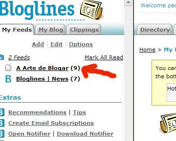 Bloglines 7